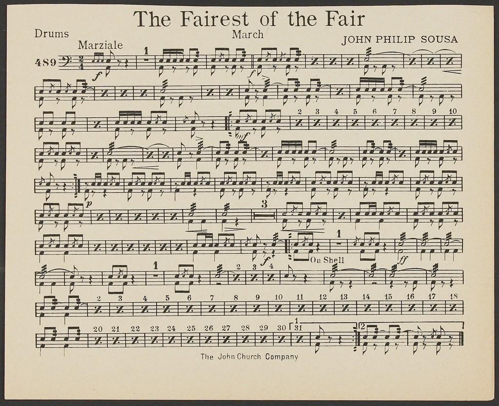 Fairest of the fair