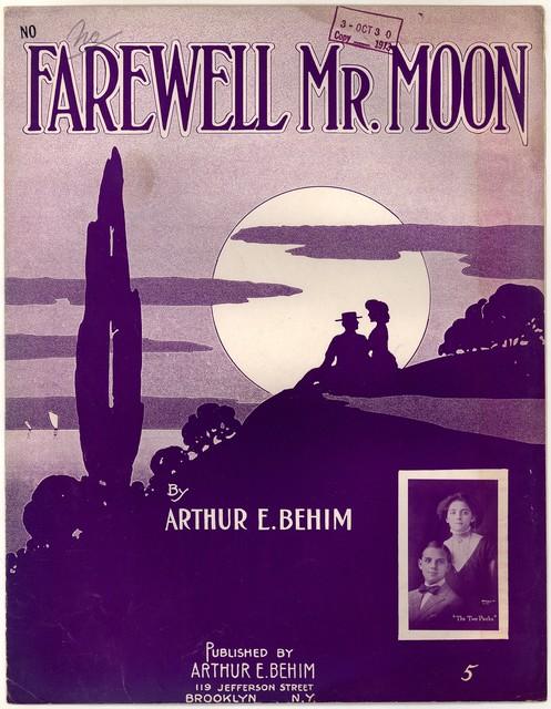 Farewell, Mister Moon
