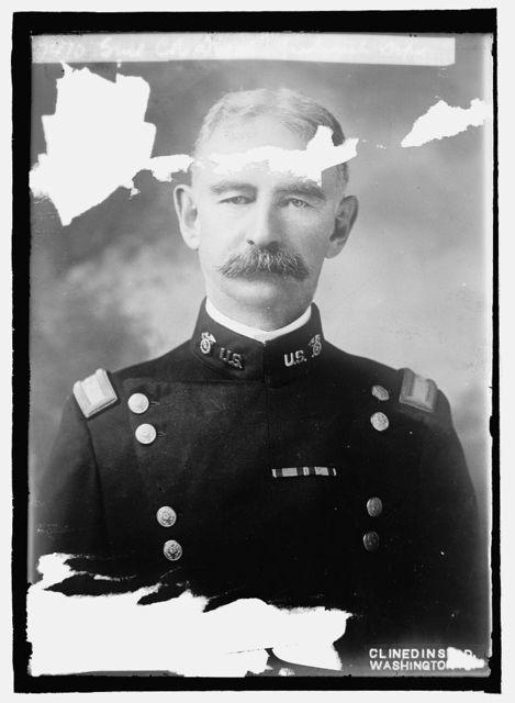 Gen'l. C.A. Devoe, Quartermaster Dept.