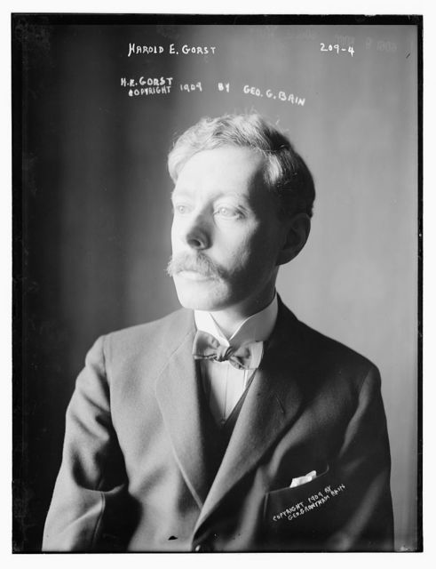Harold E. Gorst