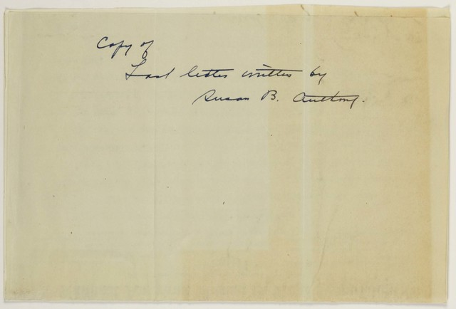Harriet Taylor Upton to Anne Fitzhugh Miller, November 9, 1908