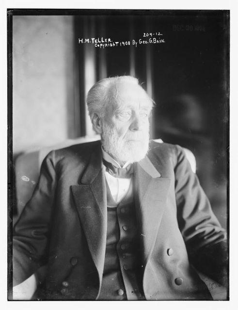 H.M. Teller