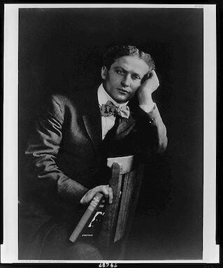 "[Houdini and ""The Unmasking of Robert-Houdin""]"