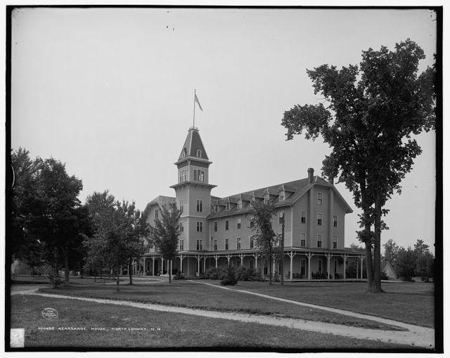 Kearsarge House [i.e. Hall], North Conway, N.H.