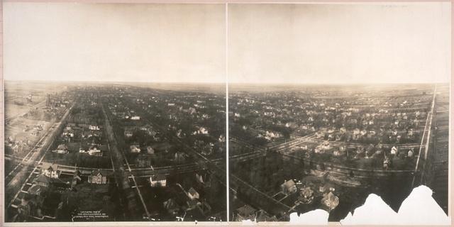 [La Grange, Illinois, at 800 ft. elevation]