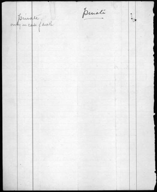 Letter from Mabel Hubbard Bell to Alexander Graham Bell, January 28, 1908