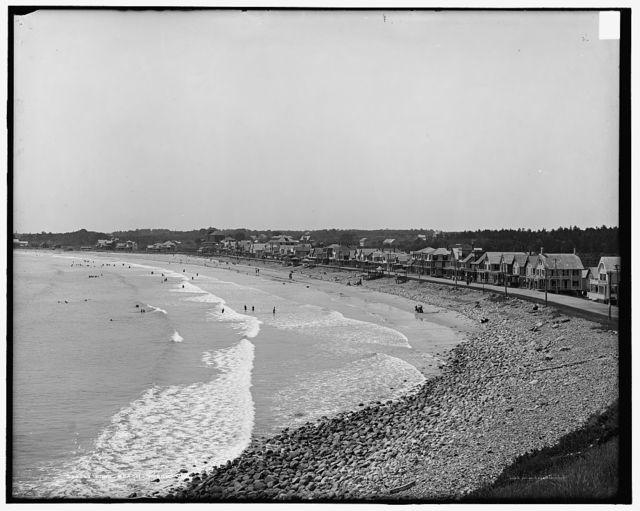 Long Beach, York, Maine