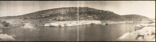 Lower Fall, Marble Falls, Tex.