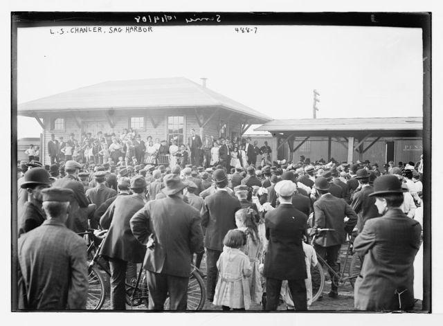 L.S. Chanler, Sag Harbor