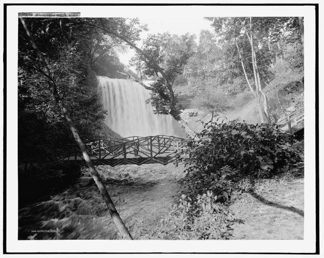 Minnehaha Falls, Minneapolis, Minn.