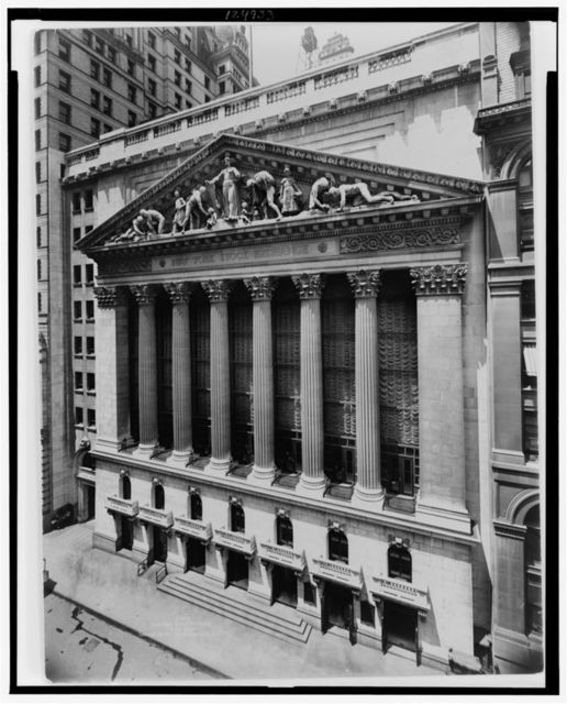 New York Stock Exchange, Broad Street