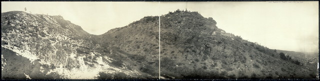 Old Mormon Trail, Colorado