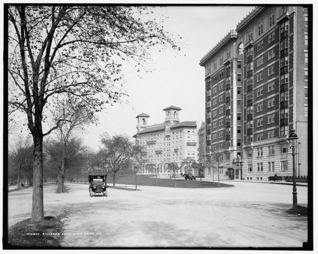 Riverside Drive, New York, N.Y.