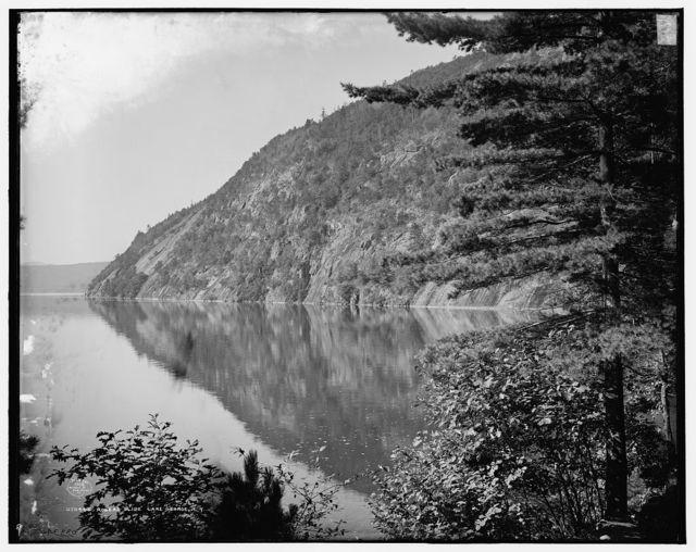 Rogers' Slide, Lake George, N.Y.