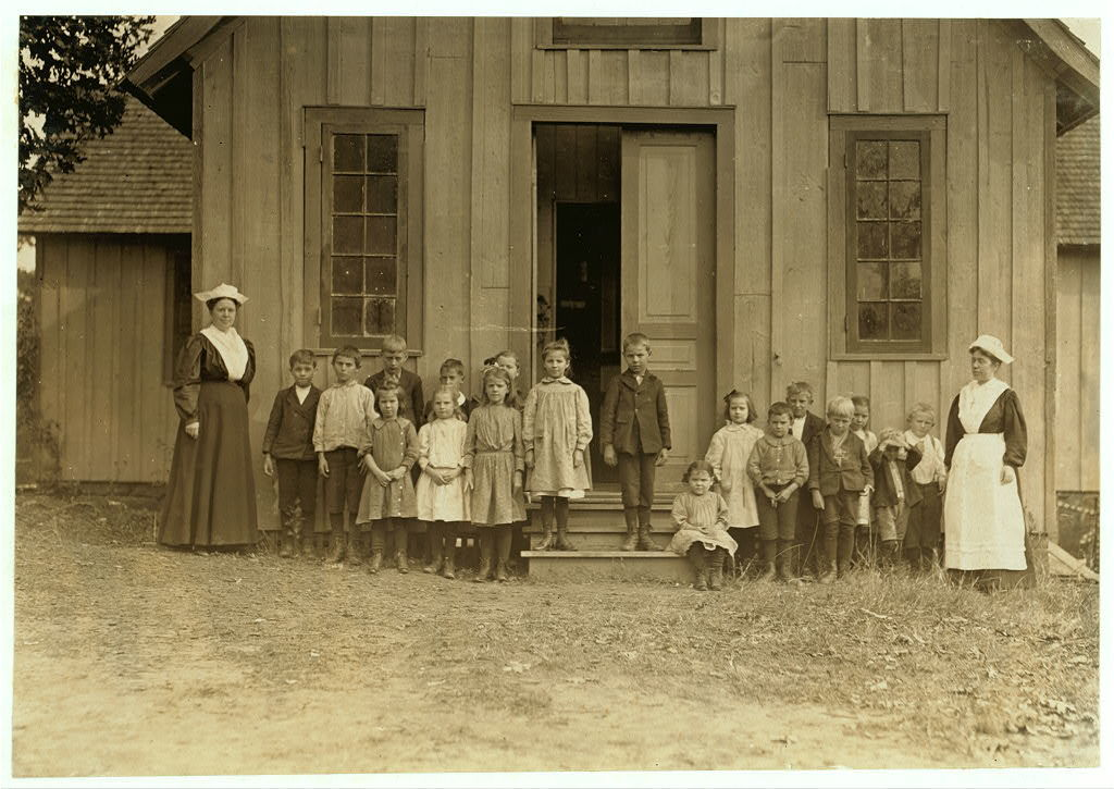 "St. Johns Mission School, High Shoals, N.C. ""Not supported by the Mill company, but we are always on good terms with them,"" said the Sister in charge. Supported by the Episcopal Church. (See Photo #278). Average attendance 15.  Location: High Shoals, North Carolina."