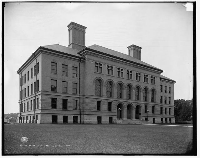 State Normal School, Lowell, Mass.