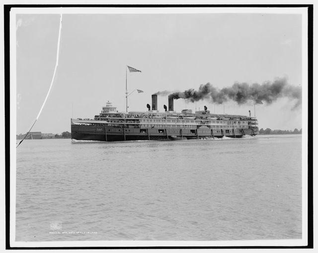 Str. City of Cleveland, [Detroit & Cleveland Navigation Co.]
