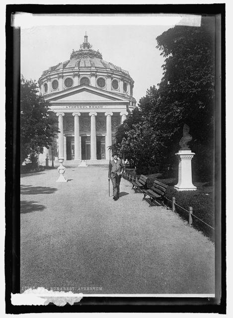 The Athenium, Bucharest
