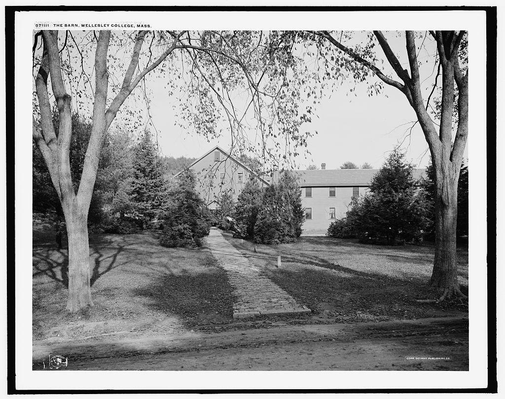 The Barn, Wellesley College, Mass.