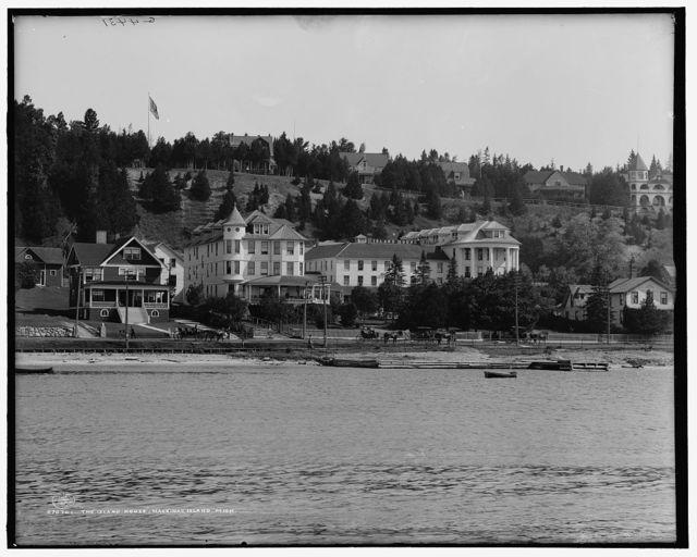 The Island House, Mackinac Island, Mich.