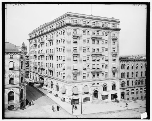 The Ten Eyck, Albany, N.Y.