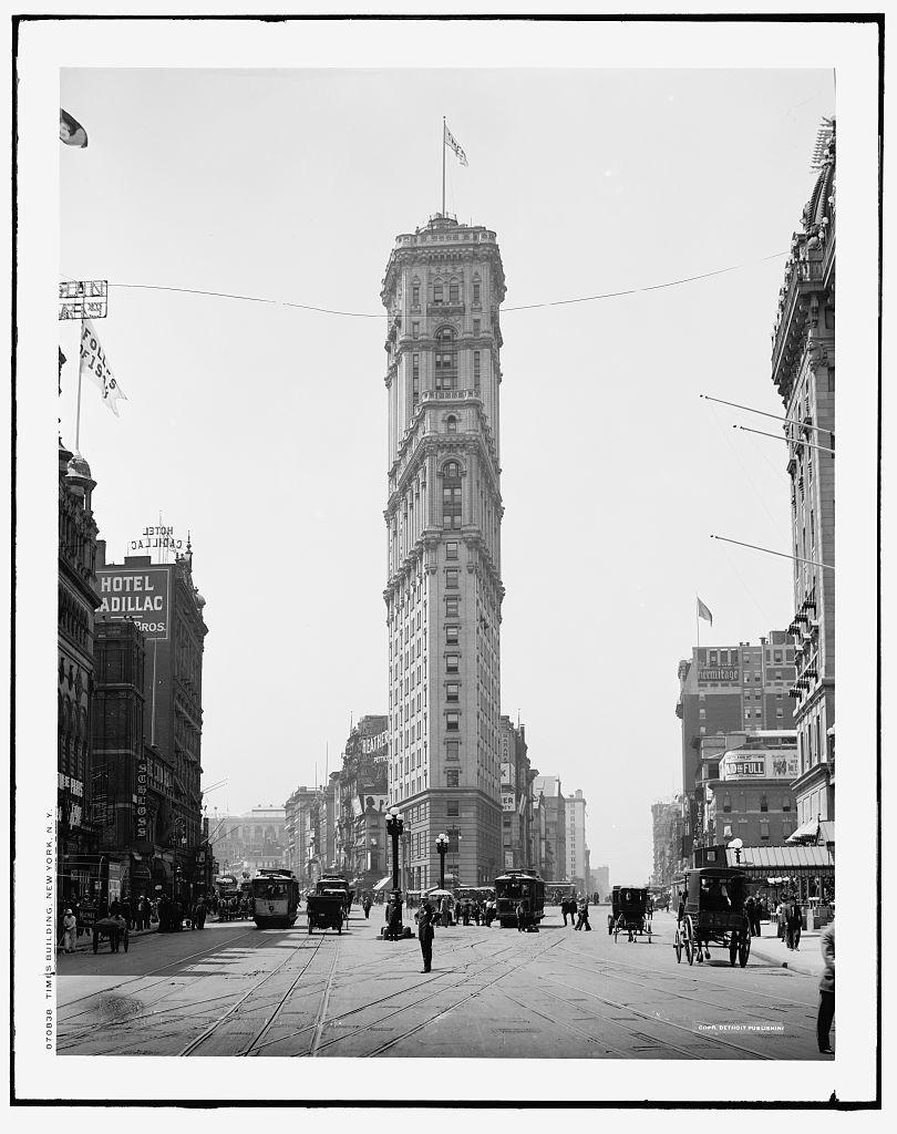 Times Building, New York, N.Y.