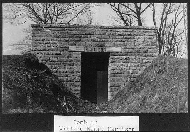 Tomb of William Henry Harrison, North Bend, Ohio