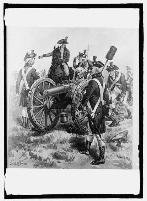 U.S. Army uniform, 1877-83, Artillery
