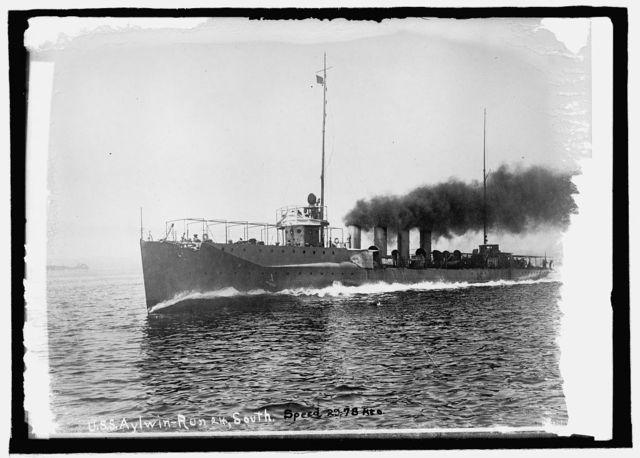 U.S. Ship Alwin