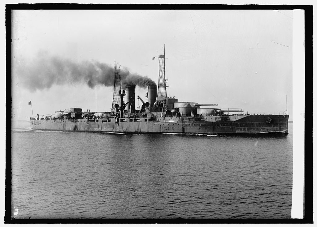U.S. ship Texas