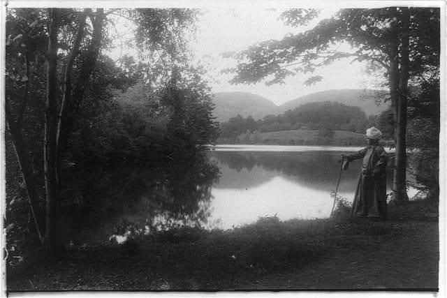 [William Brewster estate, Mount Carmel, Connecticut]