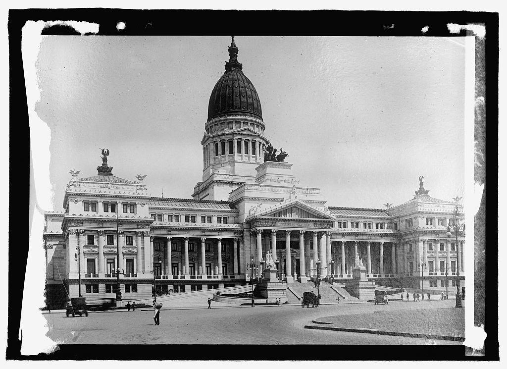 Argentina Capitol, Buenos Aires