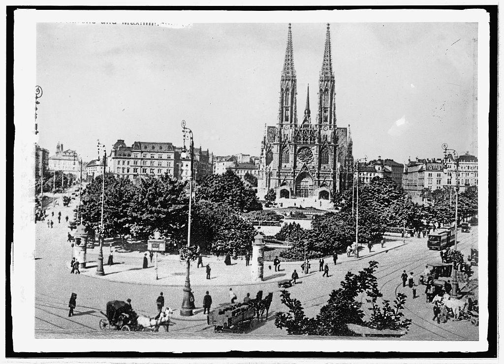 Austria, Vienna. St. Steven's Cathedral