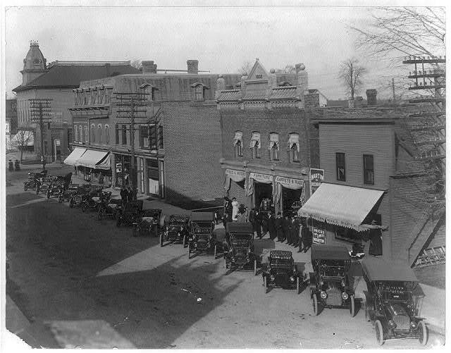 Automobiles of Croswell, Mich.