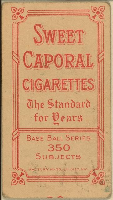[Bob Spade, Cincinnati Reds, baseball card portrait]