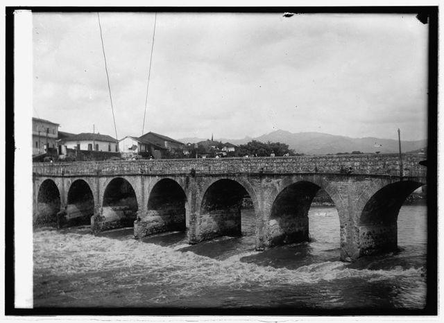 Bridge construction, Tegucigalpa & Comayaguela, Honduras