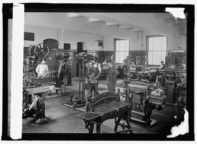 Bureau of Standards, Instrument shop