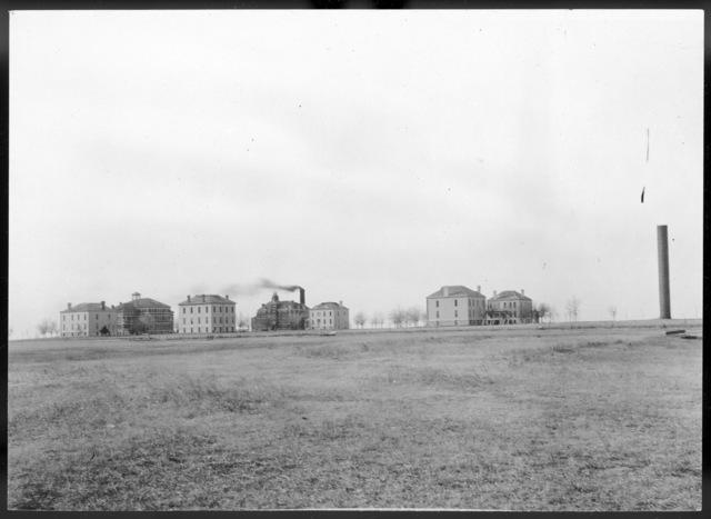 Campus of the Industrial School for Boys, Kearney, Nebraska