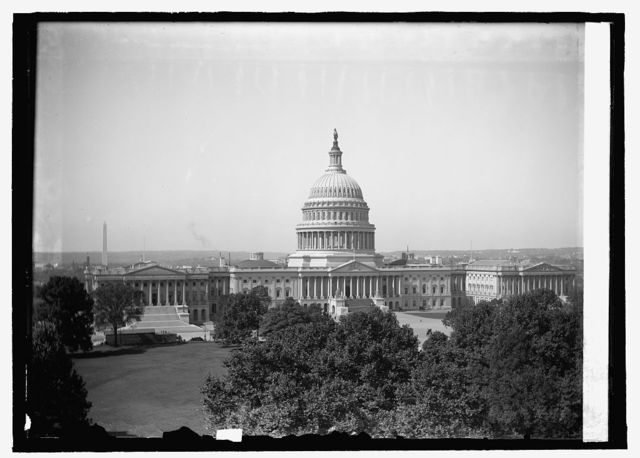 Capitol from Library