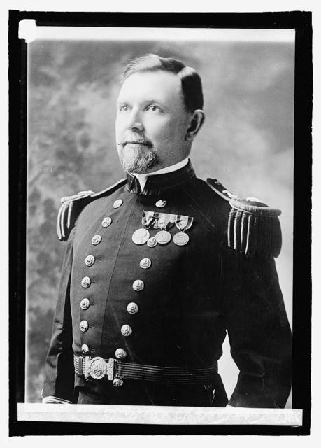 Capt. Carlo B. Brittain