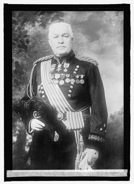 Capt. W. Garland Fay, U.S.M.C.