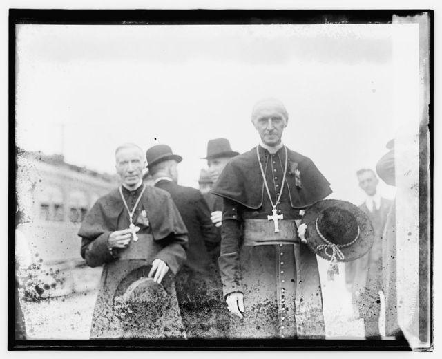 Cardinal Mercier & Gibbons