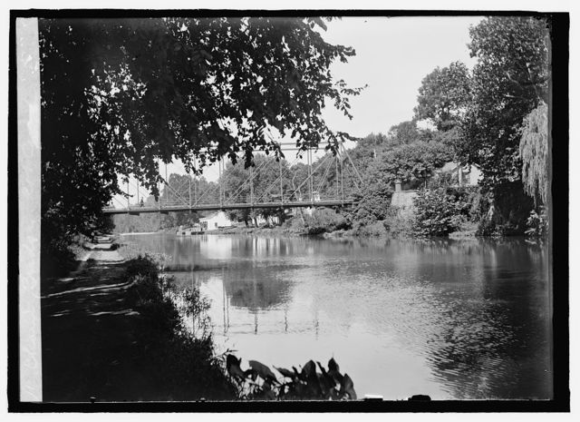 Chain Bridge, C&O Canal