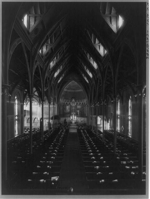 Church of the Incarnation, Madison Ave. and 35th St., New York