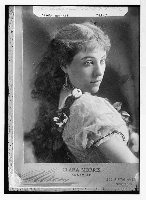 Clara Morris, as Camille, Sarony, N.Y, / Sarony