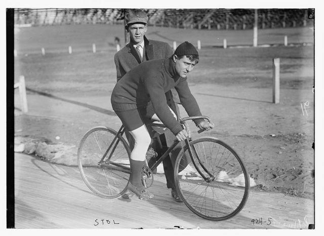 Cyclist Stol