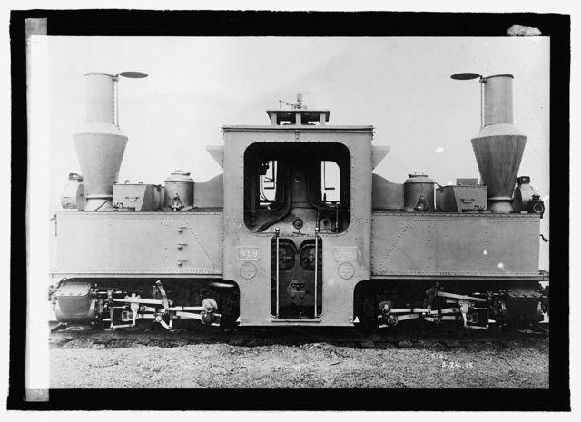 Elec. Locomotive, Baldwin Shops, Phila.