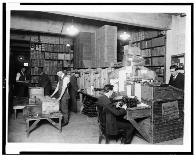 [Employees working in Willard Battery Company, Washington, D.C.]