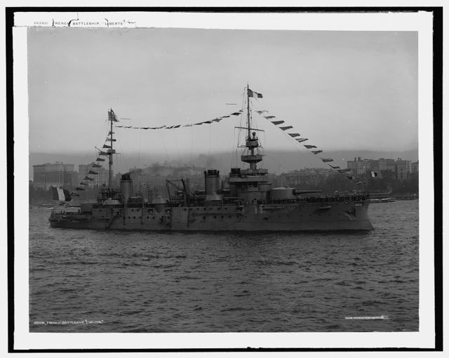 French battleship Liberte