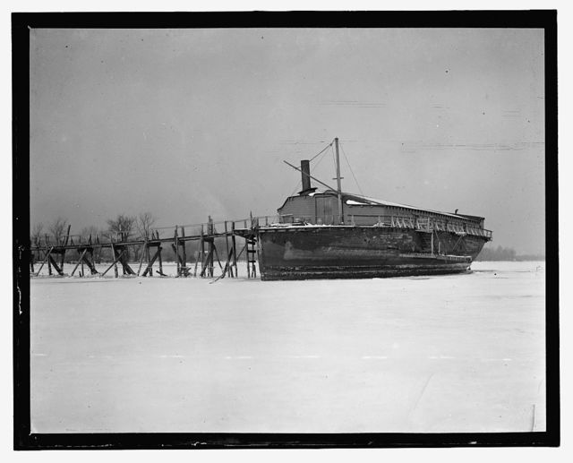 Heath's Ark (gambling ship?)